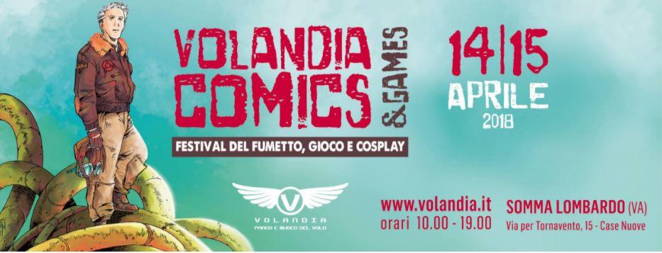 Volandia Comics & Games