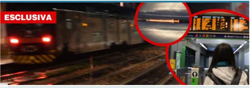 Emergenza sicurezza sui treni