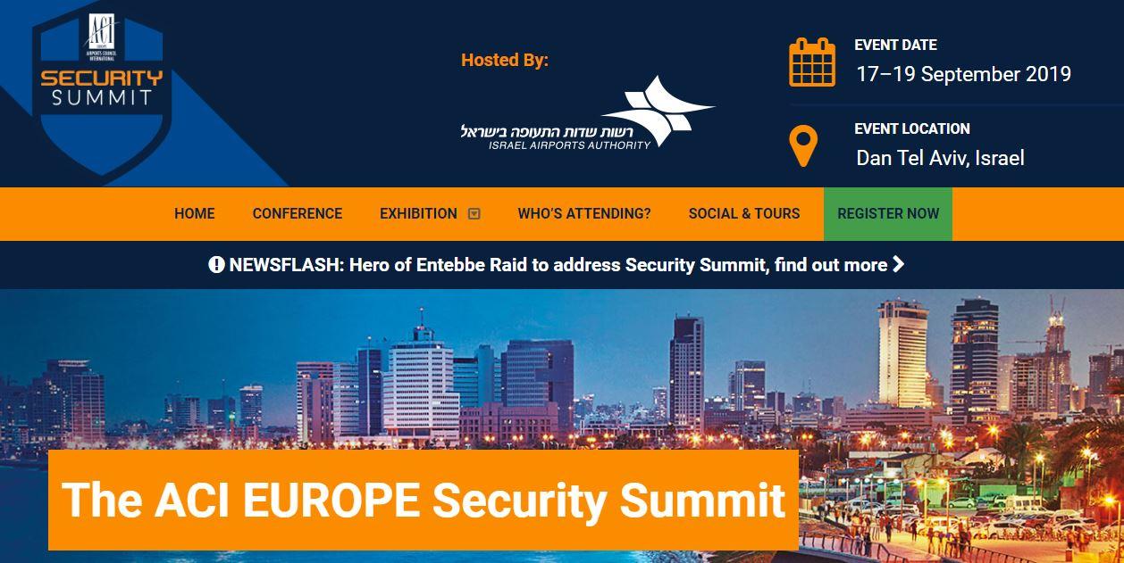 The ACI EUROPE Security Summit